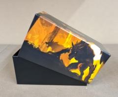 MTG Empty Bundle Box - Innistrad: Midnight Hunt