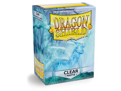 Dragon Shield Box of 100 - Matte Clear