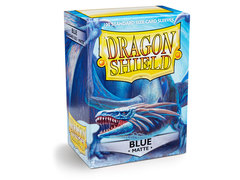 Dragon Shield Box of 100 - Matte Blue
