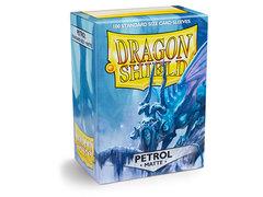 Dragon Shield Box of 100 - Matte Petrol