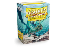 Dragon Shield Box of 100 - Matte Mint