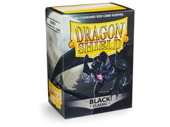 Dragon Shield Box of 100 - Black