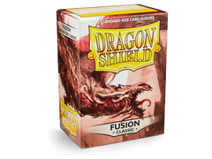 Dragon Shield Box of 100 - Fusion