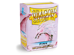 Dragon Shield Box of 100 - Pink