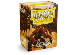 Dragon Shield Box of 100 - Copper