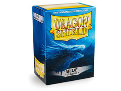 Dragon Shield Box of 100 - Blue