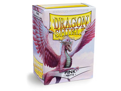 Dragon Shield Box of 100 - Matte Pink