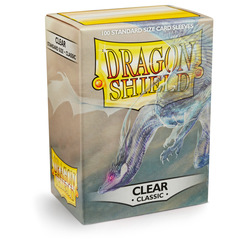 Dragon Shield Box of 100 - Clear