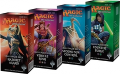 Challenger Decks (Set of 4)