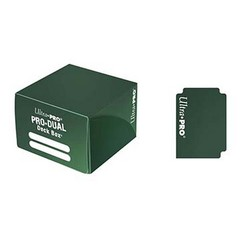 PRO Dual Deck Box - Green (180)