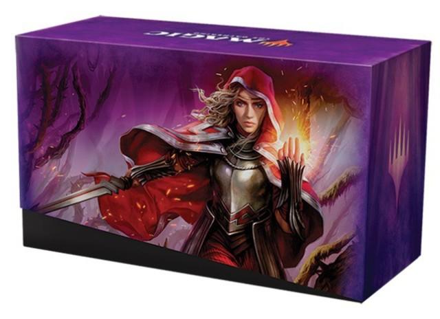 MTG Empty Bundle Box - Throne of Eldraine