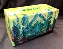 MTG Empty Bundle Box - Zendikar Rising: Gift Edition