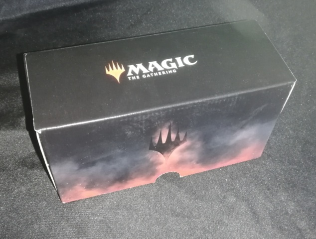 MTG Empty Storage Box - Magic 2020 Toolkit
