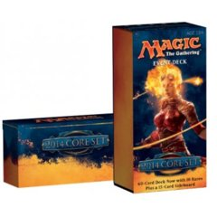 Magic 2014 M14 Event Deck - Rush of the Wild