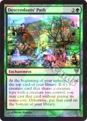 Descendants' Path - Foil