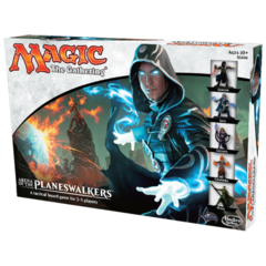 Magic: the Gathering -  Arena of the Planeswalkers Board Game
