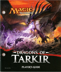 Dragons of Tarkir Players Guide