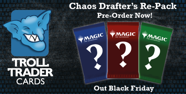 Chaos Drafter's Re-Pack
