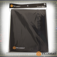 TTCombat 9 Pocket Binder (360 Cards)