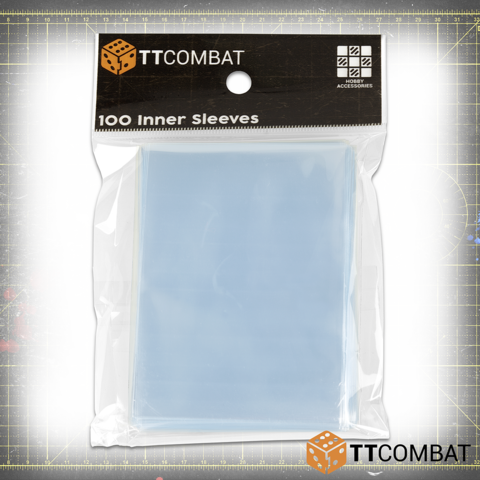 TTCombat 100 Inner Sleeves (Perfect Fit)
