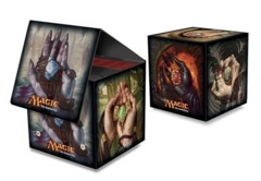 Ultra Pro Black MOX CUBE (CUB3) Deck Box