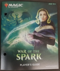 War of the Spark Players Guide