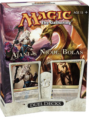 Duel Deck Ajani vs Nicol Bolas