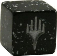 MTG D6 Dice Planechase White speckles