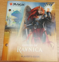 Guilds of Ravnica Players Guide