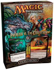 Duel Deck Phyrexia vs the Coalition