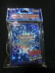 Yu-Gi-Oh! Official Card Sleeves Sealed 50 pack World Championship 2016