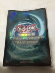 WCQ 2016 Sleeves 'Turquoise' 80 pack (Sealed)
