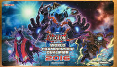 WCQ 2016 'Phantom Knights' Participation Playmat (Sealed)