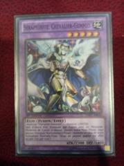 Gem-Knight Seraphinite - FRENCH - HA07-FR058 - Super Rare - 1st Edition