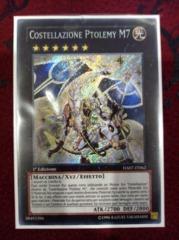 Constellar Ptolemy M7 - ITALIAN - HA07-IT062 - Secret Rare - 1st Edition