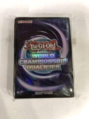 WCQ 2018 Sleeves 'Purple' 80 pack (Sealed)