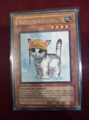 Rescue Cat - GERMAN - TU01-DE008 - Rare - Unlimited Edition