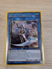 Galatea, the Orcust Automaton - OP10-FR003 - Ultimate Rare - Unlimited Edition