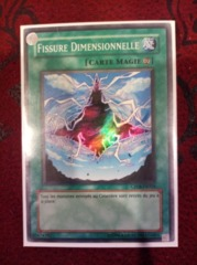 Dimensional Fissure - FRENCH - CP08-FR004 - Super Rare - Unlimited Edition