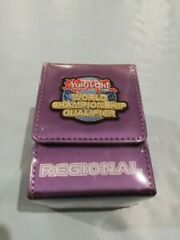 WCQ Regional Purple Deck Box (Sealed)