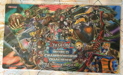 Regional WCQ 2017 Zoodiac Monsters Playmat (Sealed)