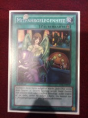 Shared Ride - GERMAN - LVAL-DE070 - Secret Rare - 1st Edition