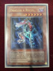 Blowback Dragon - FRENCH - AST-FR022 - Ultra Rare - 1st Edition