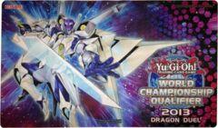 Yugioh WCQ 2013 Dragon Duel Starliege Paladynamo Playmat (sealed)
