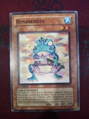 Ronintoadin - GERMAN - THSD-DE033 - Common - Unlimited Edition
