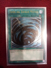 Mystical Space Typhoon - SPANISH - AP08-SP002 - Ultimate Rare - Unlimited Edition