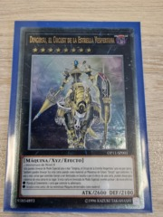 Dingirsu, the Orcust of the Evening Star - OP11-SP001 - Ultimate Rare - Unlimited Edition