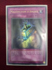 Curse of Anubis - FRENCH - AST-FR105 - Ultra Rare - 1st Edition