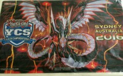 YCS Sydney 2016 'Cyber Dragon Infinity' Playmat (Sealed)