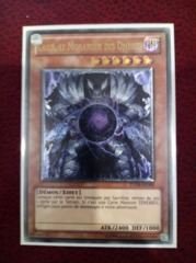 Caius the Shaodw Monarch - FRENCH - TU03-FR000 - Ultimate Rare - Unlimited Edition